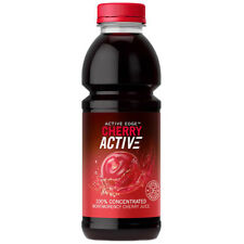 Active Edge Cherry Active 100% Concentrated Montmorency Cherry Juice 473ml