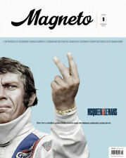 Magneto Issue 9 Spring 2021 - McQueen & Le Mans, Donald Campbell