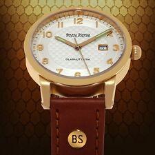 New Bruno Sohnle Midsize Vinci Mens German Watch