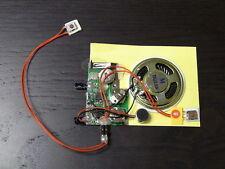 Talking Button Voice Module Scrapbook Card Music Sound push chip board speaker