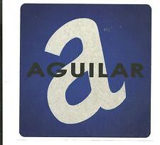 Aguilar Sticker / Decal