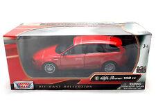 MOTORMAX ALFA ROMEO 159 SW  WAGON RED 1/24 Diecast Car 73372