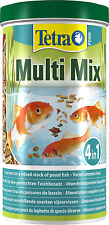Tetra Pond Fish Multi Mix 1L / 190g - Complete Food For Mixed Pond