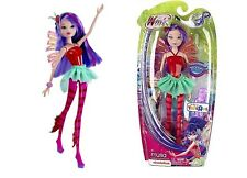 Winx Club Sirenix Underwater Collection Musa Doll by Jakks Pacific color Change