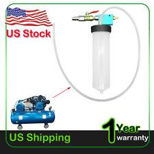 Car Vehicle Vacuum Brake Bleeder Tank Fluid Oil Change Pump Oil Tool US Shipping