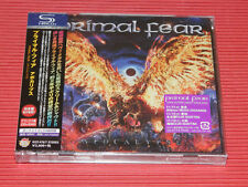 2018 PRIMAL FEAR APOCALYPSE WITH 4 BONUS TRACKS JAPAN SHM CD + DVD EDITION