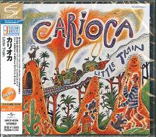CARIOCA-LITTLE TRAIN -JAPAN SHM-CD  D95