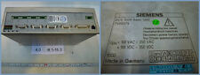 Siemens DCS 3000 Basic Unit 5076 00133, Siemens 7VR5076