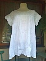 Choose One: S M L Vintage Oaxaca Mexico Huipil Blouses Tunic Top~One size 4 All