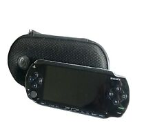 Sony PlayStation Portable  Black (PSP-1001) w/ Charger