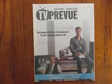 Jan-2009 Chicago Sun-Times TV Prevue Magazi(ERIC McCORMACK/TOM CAVANAGH/TRUST ME