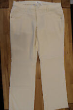 Stoffhose / Businesshose Gr. 46 ღღ creme ღღ wNEU
