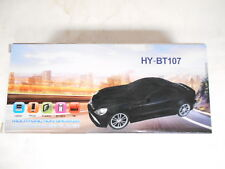 Music Car Speaker with Radio & USB Player, Model HY-BT107