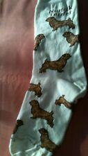 Norfolk Terrier Socks - For Bare Feet - Nwt