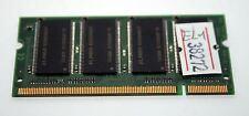 MODULO RAM SODIMM DDR ELPIDA 256MB 200pin PC2100 USATA OTTIMO STATO EL1 38272