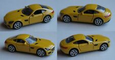 Majorette - Mercedes AMG GT gelb