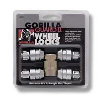 14mm X 2.00 Thread Size Pack of 4 Gorilla Automotive 76601N Duplex Acorn Wheel Locks