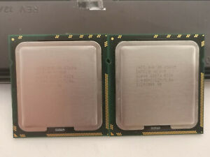2 Stück Intel Xeon E5620 (2,4 GHz) mit Kühler; 100% i.O.