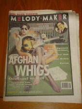 MELODY MAKER 1993 SEP 18 BLUR AFGHAN WHIGS MORRISSEY