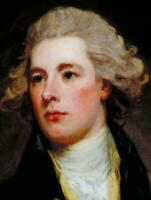 """high quality oil painting 100% handpainted on canvas """"Portrait of William Pitt"""""""