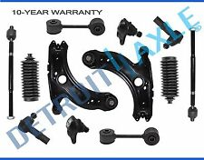 Volkswagen Beetle Golf Jetta Front Lower Control Arm Ball Joint Tie Rod Boot Kit