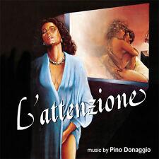 L'Attenzione - Complete Score - Limited 500 - OOP - Pino Donaggio