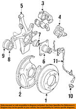 GM OEM Front Disc Brake-Caliper Assy 30019522