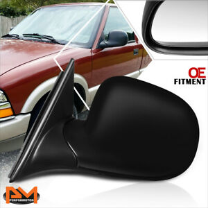 For 94-97 Chevy Blazer/GMC Jimmy OE Style Manual Rear View Side Door Mirror Left