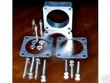 JEEP 63MM  TJ LJ YJ XJ MJ 4.0L 2.5L  Throttle Body Spacer (fit's JEEP 4-BOLT )