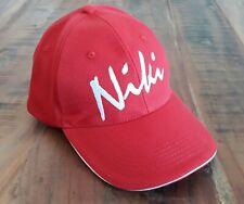 Niki Lauda Kappe - Kapperl - Cap, rot, Neu, gestickt
