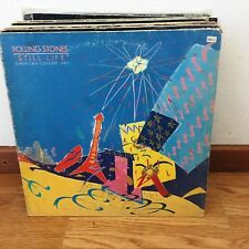 LP LIVE - THE ROLLING STONES ~ STILL LIFE (AMERICAN CONCERT 1981) 1982 EX-/NM