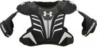 Under Armour Boys' Strategy Lacrosse Shoulder Pads Medium (STG2SPM)