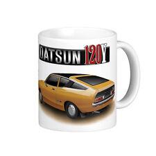 73'  77'  DATSUN  120Y  COUPE   B210  SUNNY        QUALITY  11oz   MUG