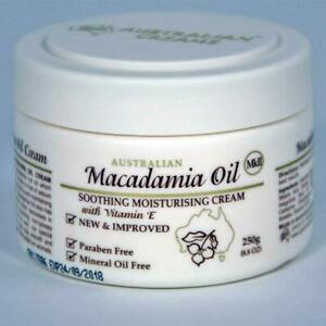 Macadamia Oil Cream