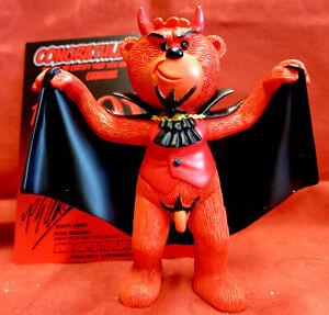 Bad Taste Bear Bears BTB BTBs  DEV red  LE 150  - C005