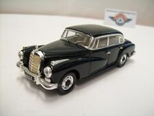 Mercedes-benz 300 d (w189), negro, 1957, rio (made in italy) 1:43