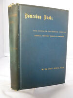 1887 - Domesday Book - Account of Exchequer Manuscript So Called - Birch HB