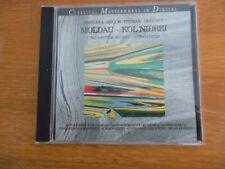 CLASSICAL MUSIC CD MOLDAU KOL NIDREI SMETANA BRUCH DVORAK DEBUSSY MASTERWORKS