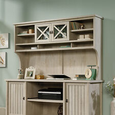 Hutch (does not include desk) - Costa Collection - Chalked Chestnut (419958)