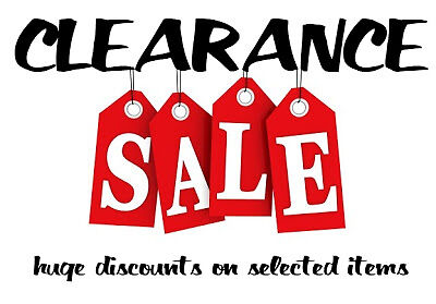 Wharehouse Clearance Deals