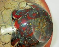 schöne Glasschale  -  WMF Ikora Glas