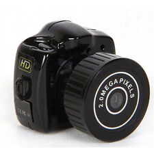 Micro Smallest Portable camera HD CMOS 2.0 Mega Pixel Pocket Video Recorder 720P
