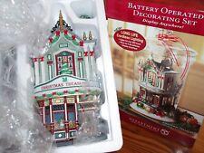 DEPT 56 CHRISTMAS IN THE CITY CHRISTMAS TREASURES NIB *Still Sealed*