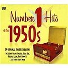 Number 1 Hits of the 1950s (fifties 50s), Various Artists CD | 5024952382873 | G