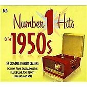 Number 1 Hits of the 1950s (fifties 50s), Various Artists, Very Good