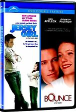 JERSEY GIRL & BOUNCE (DOUBLE FEATURE)  BEN AFFLECK, USED DVD
