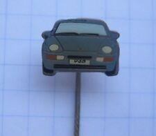 PORSCHE 968 / grau ..............  ältere Auto Anstecknadel/kein-Pin (Ka3/2)