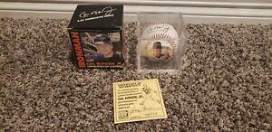 SSCA Cal Ripken Jr. 2131 Consecutive Games Commemorative Baseball