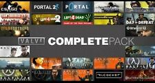 Valve Complete: CS:GO + L4D2 + Portal 2 + HL2, A Total of 24 Games! (PC) [Steam]