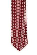 NWT Ermenegildo Zegna Tie Handmade in Italy of Finest 100% Silk ~ Neiman Marcus